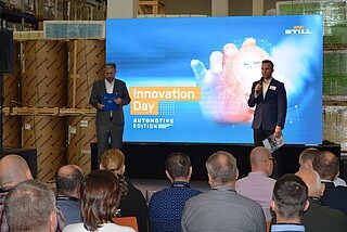 Innovation Day: Automotive Edition